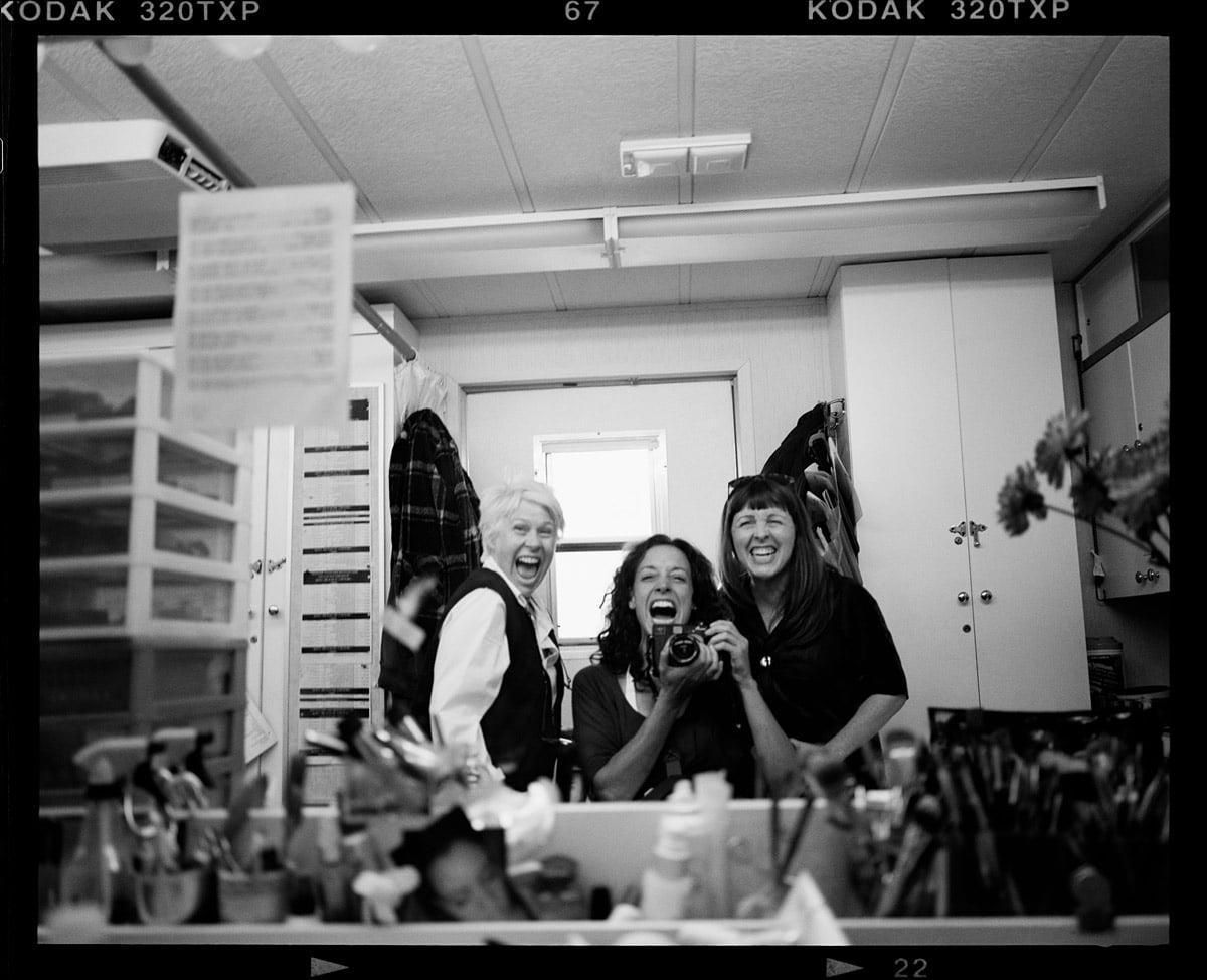 Jo Ann, Jennifer and Cynthia